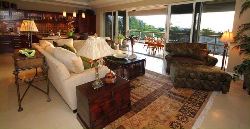 Ho 39 Olei Luxury Villa Rental Grand Wailea Beach 3 Bedroom Sleeps 6 8 Maui Villa 253 208 4124