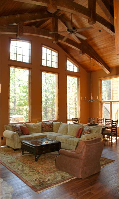 Mammoth Luxury Vacation Rental Stonegate 4 Bedroom Sleeps