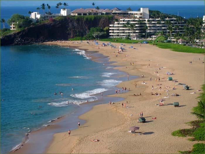 Beach Maui favorite resort